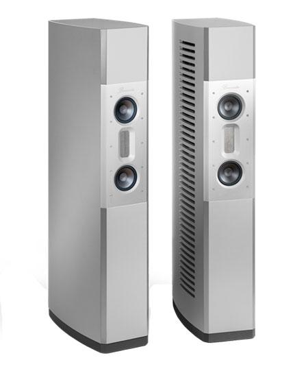 Burmester-speakers